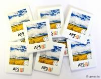 Пятнашки для APS