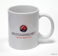 Кружка для WARGAMING