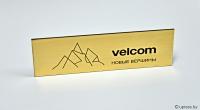 Таблички для Velcom